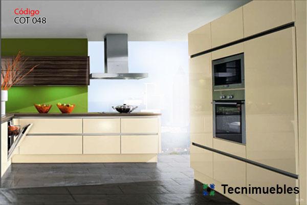 Venta de muebles de cocina en melamina   diseños sencillos y ...