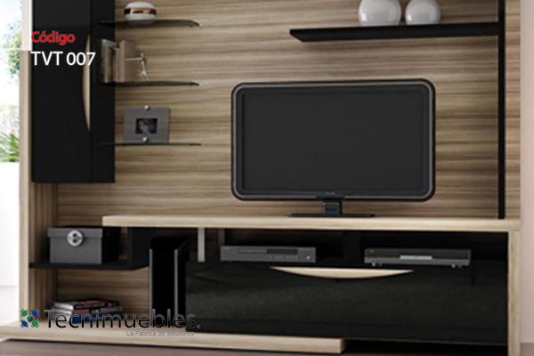 Mueble de TV Horizontal Bajo