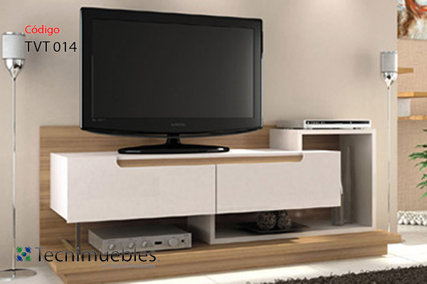 Mueble Contemporáneo para TV