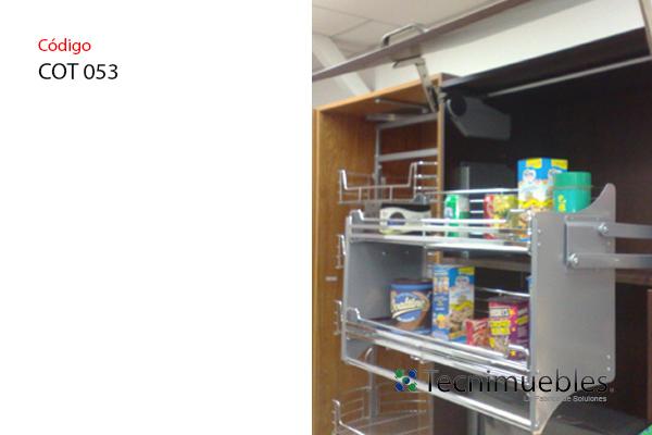 Venta de muebles de melamina para cocina - Muebles para cocina economica ...