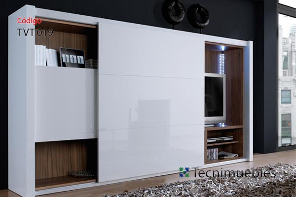 Mueble de TV Puerta Corrediza